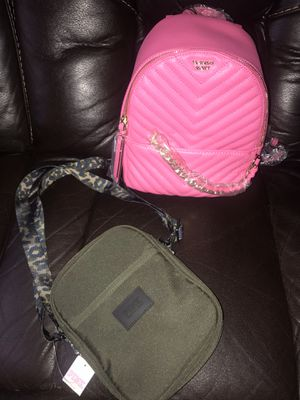 VS Mini Backpack and PINK Crossbody bag for Sale in Chicago, IL