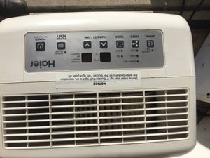 Haier Dehumidifier for Sale in Irvine, CA