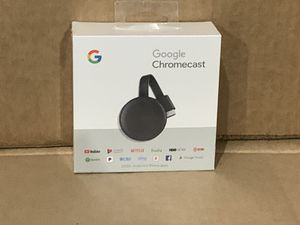 Google Chromcast 3rd for Sale in Youngstown, OH
