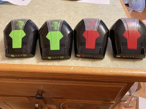 4 player laser tag game for Sale in Gambrills, MD