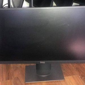 2 DELL MONITORS W/ DUAL STAND for Sale in Las Vegas, NV