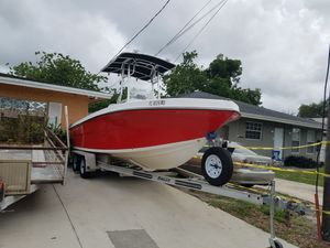 2005 ANGREL21FT MERCURI 150HP 2 TIENPO 2005 TRÁILERDE EJE TORSIÓN 2005 for Sale in Pembroke Park, FL