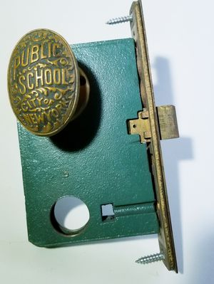Antique NYC Public School Knob Set for Sale in Portland, OR