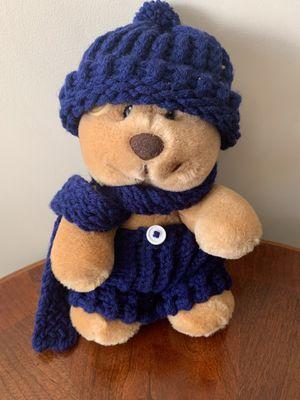 Winter Teddy Bear for Sale in Tewksbury, MA