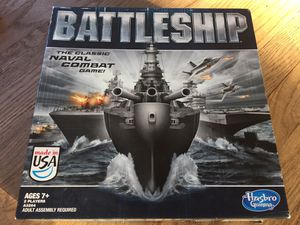 Battleship board game like new for Sale in Lakewood Township, NJ