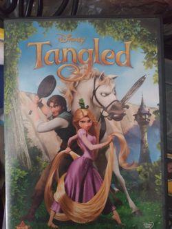 Disney's Tangled DVD for Sale in Phoenix,  AZ