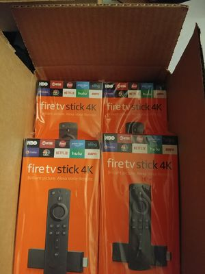 JAILBROKEN 4K FIRE TV STICKS for Sale in Turlock, CA