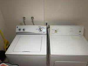 Kenmore Washer and Gas Dryer for Sale in San Diego, CA
