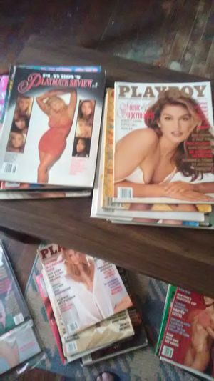 Playboy books from the 90's for Sale in Norton, OH