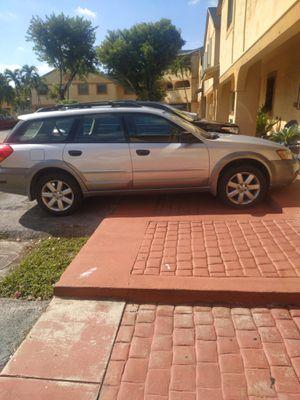 2006 Subaru Outback 5 speed manual for Sale in Miami, FL