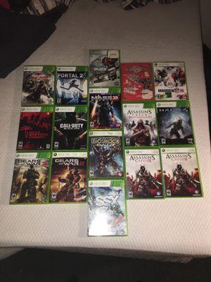 Xbox 360 games for Sale in Santa Monica, CA