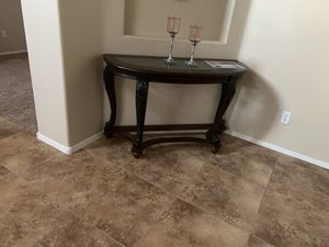 Console / corner table for Sale in Gilbert, AZ