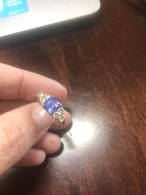 Tanzanite and diamond ring for Sale in Henderson, NV