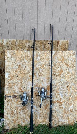Fishing rods for Sale in Tacoma, WA