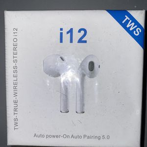 i12 TWS BLUETOOTH HEADPHONES for Sale in Baltimore, MD