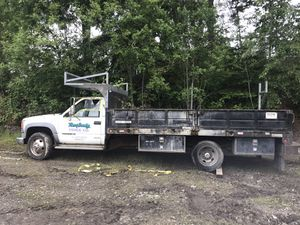 '97 GMC 3500 HD cab and chassis for Sale in Battle Ground, WA