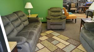 Sofa Loveseat chair recliners for Sale in Portland, OR