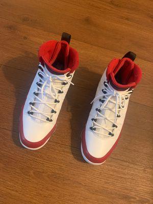 Air Jordan 9 Gym Red 10 1/2 for Sale in Oak Lawn, IL