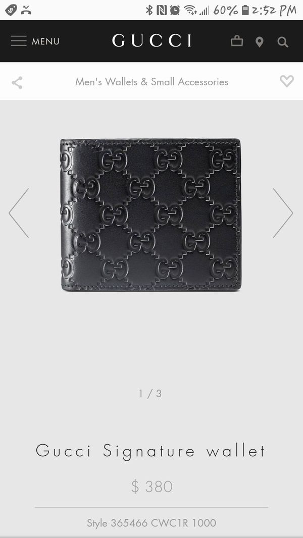 9725e4e4e9f Gucci Wallet for Sale in Riverside