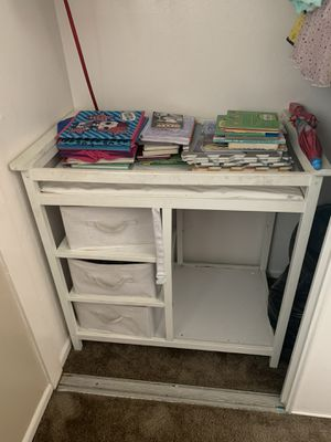 Changing table for Sale in San Bernardino, CA
