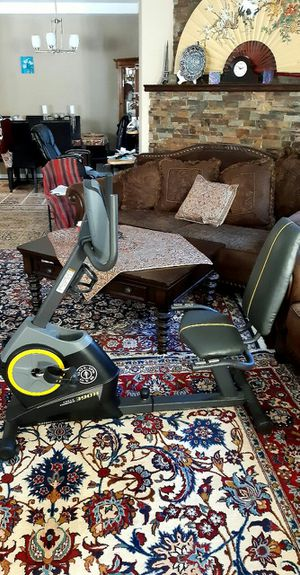 Exercise bike never used Firm price for Sale in Culver City, CA