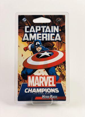Marvel Champions LCG - Captain America Hero Pack (Rare/Brand New/Sealed) for Sale in Phoenix, AZ