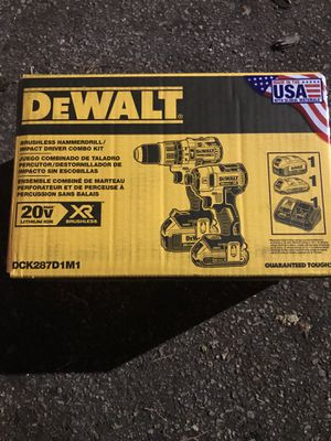 Dewalt Double Drill for Sale in Atlanta, GA