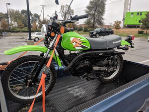 Stolen motorcycle/dirt bike, cash reward for Sale in Columbus, OH