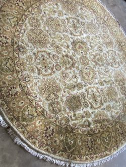 Pursian rug normal used 8 ft 3in for Sale in Richardson,  TX