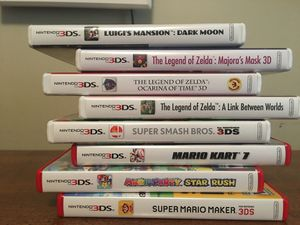 3ds games for Sale in Ooltewah, TN