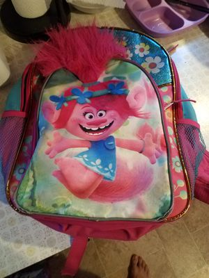 Trolls back pack for Sale in Vancouver, WA