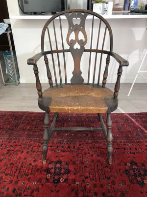 Windsor chair, antique for Sale in Chicago, IL
