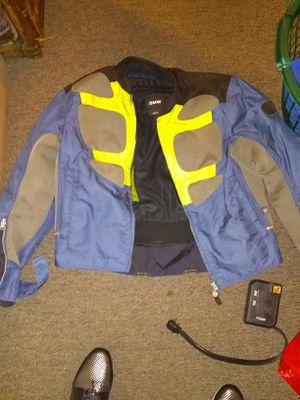 BMW motorcycle jacket for Sale in San Francisco, CA