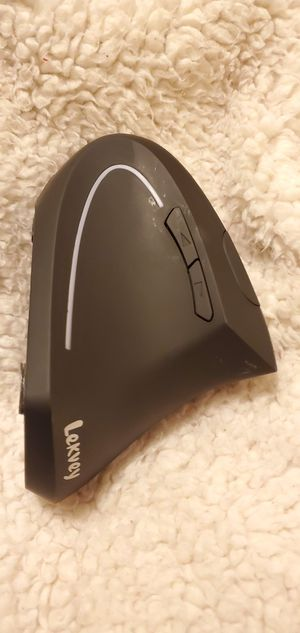 Ergonomic Mouse, Vertical Wireless Mouse - LEKVEY Rechargeable for Sale in Revere, MA