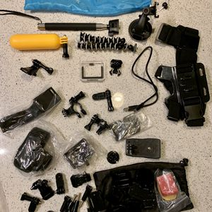 GoPro Accessory Bundle for Sale in Houston, TX