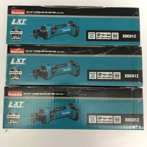 Makita 18-Volt LXT Lithium-Ion Cordless Cut-Out Tool (Tool-Only) for Sale in Garden Grove, CA