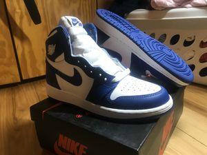 Jordan 1 storm blue for Sale in Dracut, MA