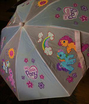 My little pony umbrella for Sale in Springfield, VA