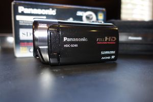 Panasonic HDC- SD90K High Definition HD 3D Camcorder for Sale in Glendale, CA