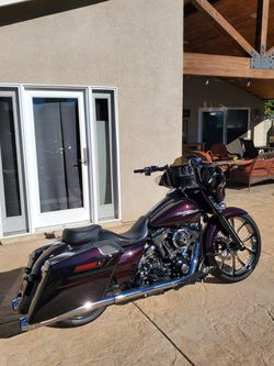 2014 harley davidson FLHXS Street Glide Special for Sale in Diamond Bar,  CA