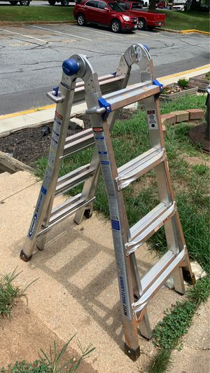 Adjustable latter for Sale in Walkersville, MD