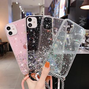 Clear Glitter Cases for iPhone 📱 for Sale in Downey, CA