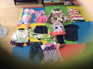 Girl, 18 month-3T clothes for Sale, used for sale  Queens, NY