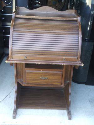 ROLLTOP STEREO PHONOGRAPH PLAYER for Sale in Houston, TX