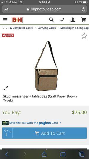 Skutr messger bag for Sale in Los Angeles, CA