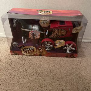 Bratz Wild-Wild West and Makeover Doll head for Sale in Portland, OR