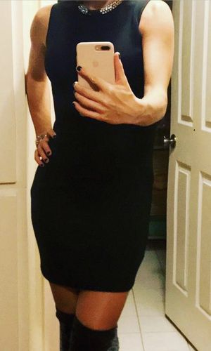ALEXANDER MCQUEEN Mock Neck Mini Dress Size: S | US4, IT40 for Sale in Los Angeles, CA