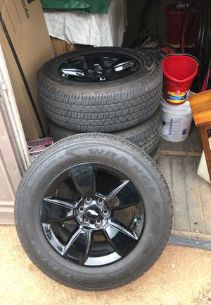 Chevy Rims for Sale in Lakeside, CA