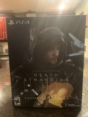Death Stranding PS4 Limited Collectors Edition BRAND NEW for Sale in Downers Grove, IL