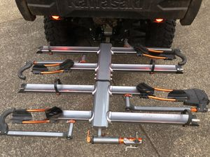 Kuat NV + Kuat NV add-on - 4 bike rack for Sale in Tigard, OR
